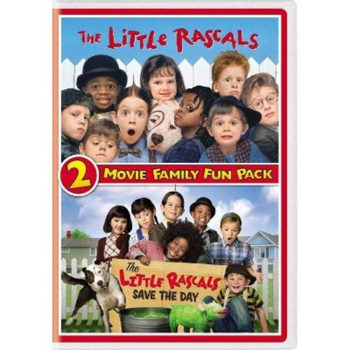 The Little Rascals 2-Movie Family Fun Pack: The Little Rascals / The Little Rascals Save The Day