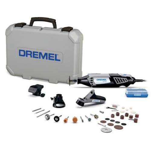 Dremel 4000-3/34 34 Piece Dremel 4000 High Performance Rotary Tool Kit