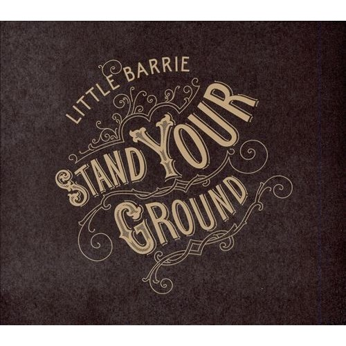 Stand Your Ground [Bonus Track] [CD]