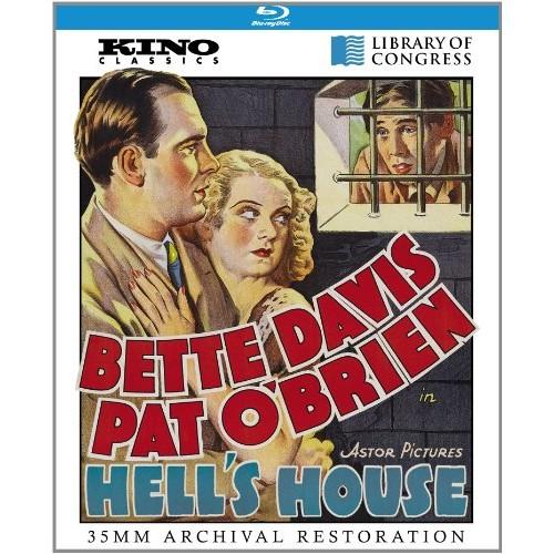 Hell's House: Kino Classics Remastered Edition [Blu-ray]: Bette Davis, Pat O'Brien, Howard Higgin: Movies & TV