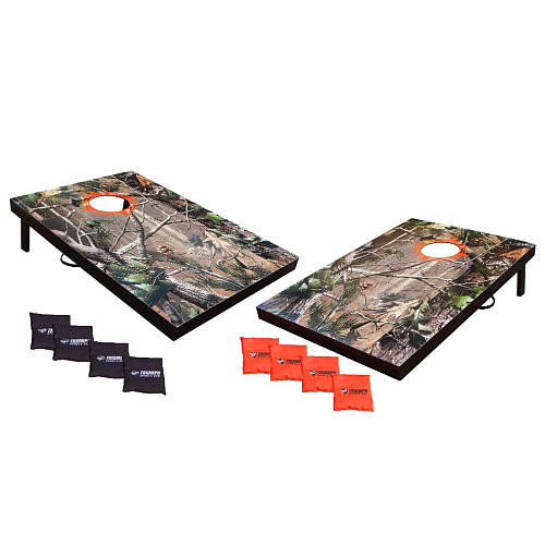 Triumph Realtree Tournament Bag Toss Game Set