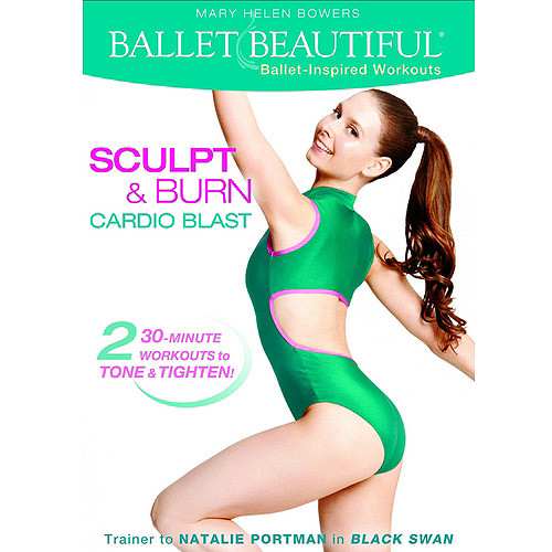 BALLET BEAUTIFUL-SCULPT & BURN CARDIO BLAST (DVD) (WS/ENG/2.0 DOL DIG) (DVD)