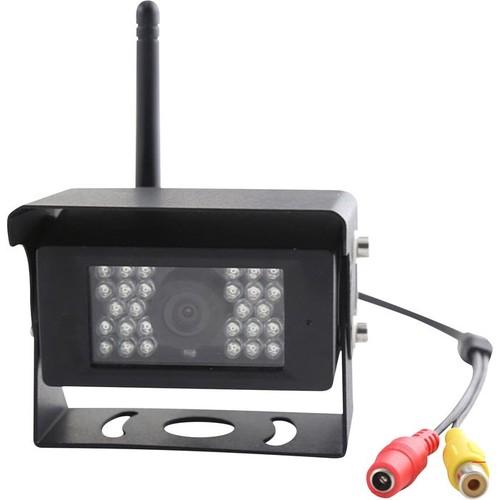 Top Dawg Heavy-Duty IP68 Wi-Fi Backup Camera  1 Camera, Model# TDWIFIHDBC