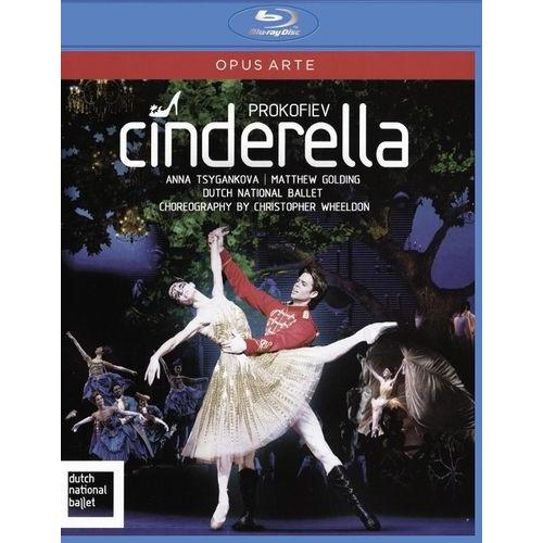 Prokofiev: Cinderella [Video] [Blu-Ray Disc]