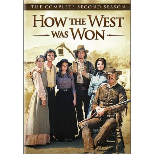 How the West Was Won: The Complete Second Season [6 Discs] [DVD]