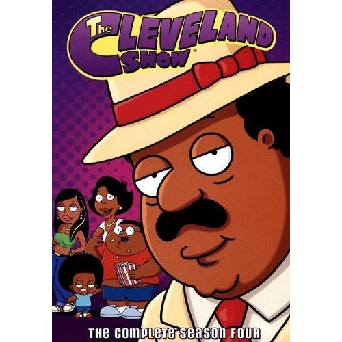 The Cleveland Show: The Complete Season Four [DVD]