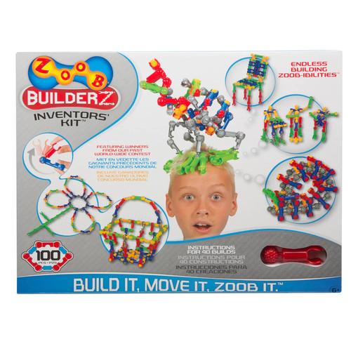 ZOOB BuilderZ Inventor's Kit [Standard Packaging]