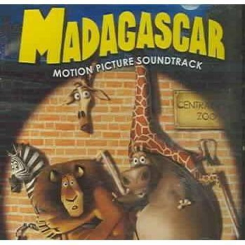 Various - Madagascar (Ost) (CD)