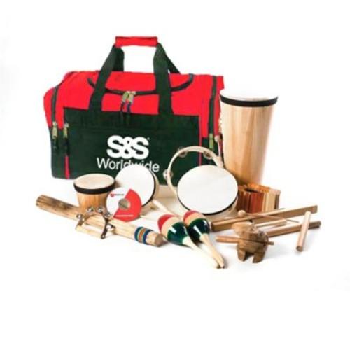 S&S Outdoor Jam Session Rhythm Instrument Set