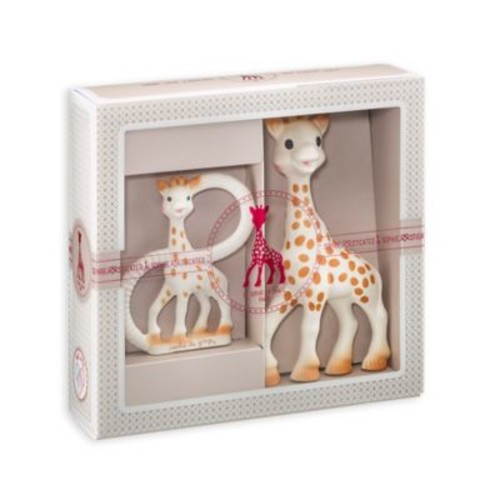 Sophie la Girafe and So'Pure Teether Gift Set