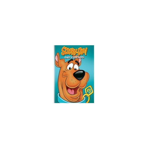 SCOOBY-DOO & FRIENDS (DVD/FF-4X3)