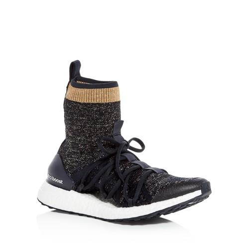 Women's Ultraboost X Knit High Top Sneakers