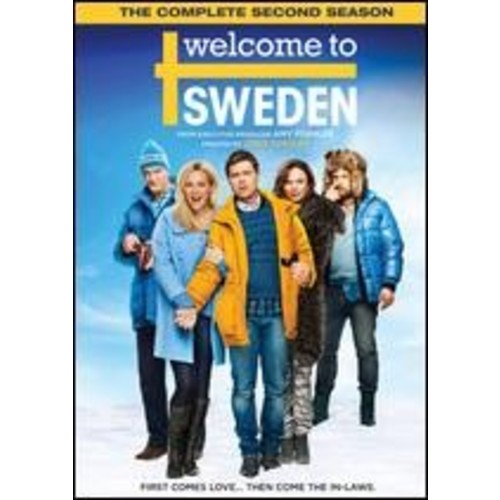 Welcome to Sweden: Season 2 [DVD]