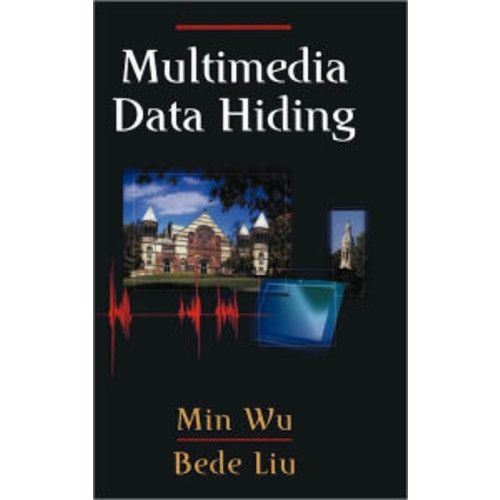 Multimedia Data Hiding / Edition 1
