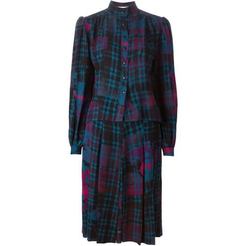 Jean Louis Scherrer Vintage two piece suit