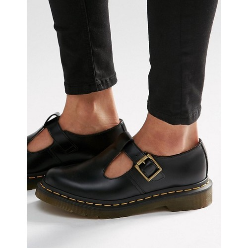 Dr Martens Core Polley T-Bar Flat Shoes