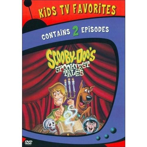 Scooby-Doo's Spookiest Tales - TV Favorites [DVD]