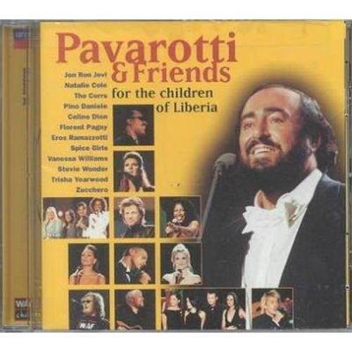 Luciano Pavarotti - For the Children of Liberia