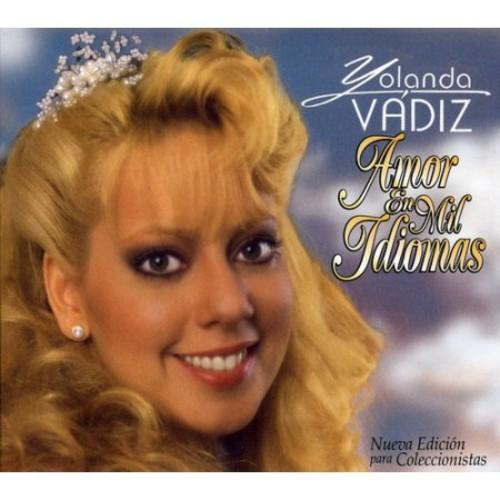 Amor en Mil Idiomas [CD]
