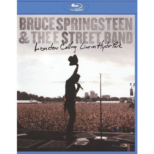 London Calling: Live in Hyde Park [DVD] [Blu-Ray Disc]