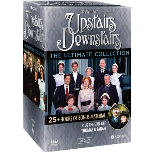 Upstairs Downstairs: The Ultimate Collection