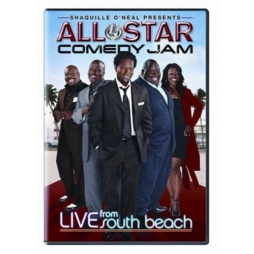 Shaquille O'Neal Presents: All-Star Comedy Jam (Live From South Beach) (Full Frame)
