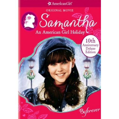 Samantha: An American Girl Holiday (10th Anniversary) (dvd_video)