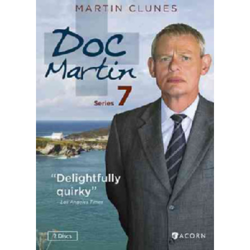 Doc Martin: Series 7 [Blu-ray]