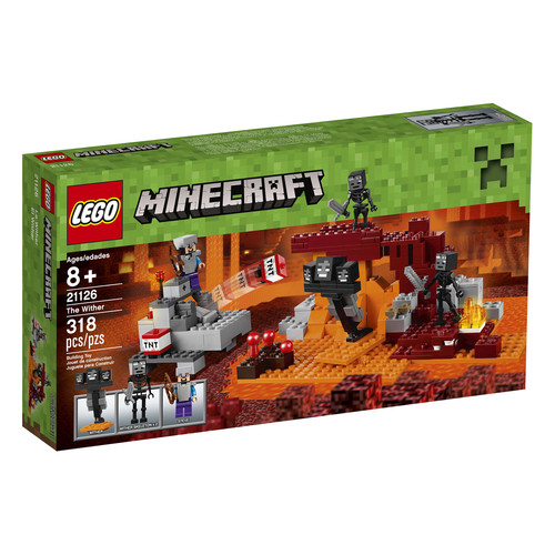 LEGO Minecraft The Wither #21126