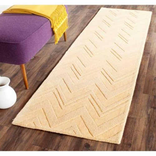 Safavieh Impressions Eunice Hand-Loomed Wool Runner Rug