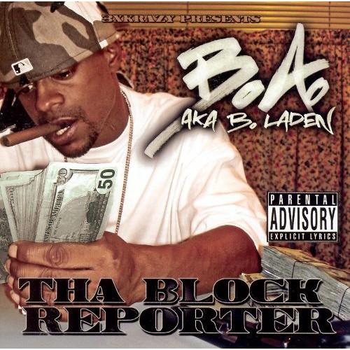 Tha Block Reporter [CD] [PA]