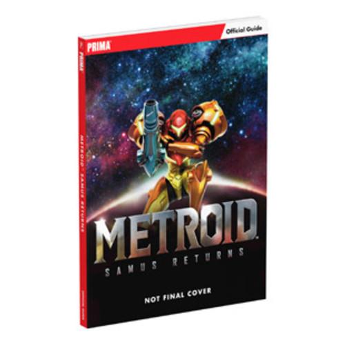 Metroid Samus Returns Official Strategy Guide