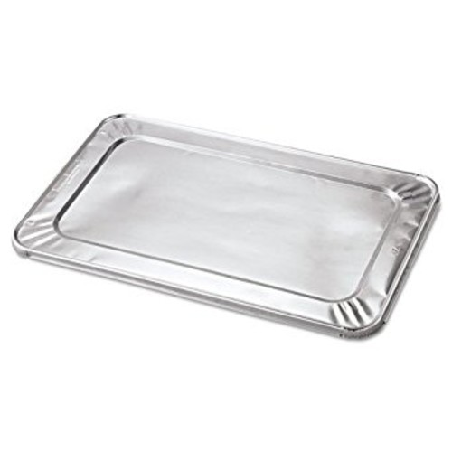 Handi-Foil of America 205045 Steam Table Pan Foil Lid, Fits Full Size Pan, 20 13/16 x 12 (Case of 50)