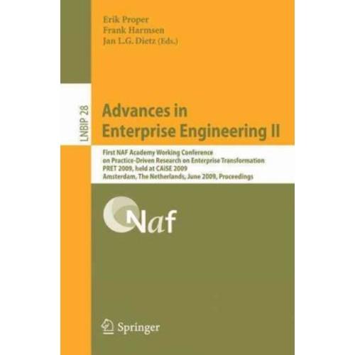 Advances in Enterprise Engineering II