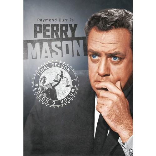 Perry Mason: Season 9, Final Season, Vol. 1 [4 Discs] [DVD]