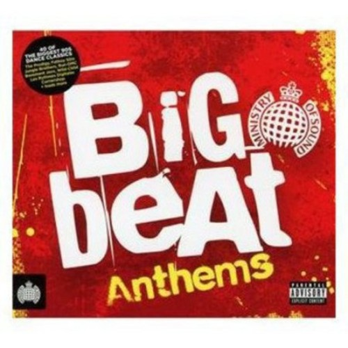 Ministry of Sound: Big Beat Anthems [CD]