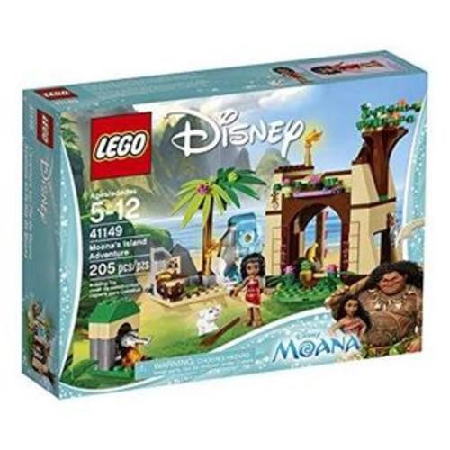 LEGO l Disney Moana Moana's Island Adventure 41149