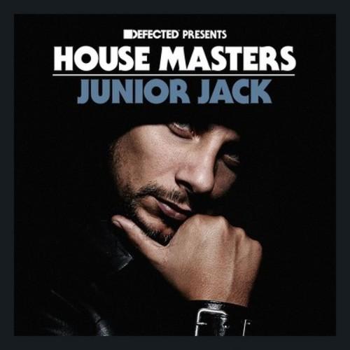 Junior Jack - Defected Presents House Masters: Junior Jack (CD)
