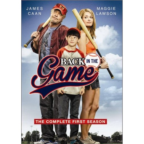 Back in the Game: The Complete First Season [2 Discs] [DVD]
