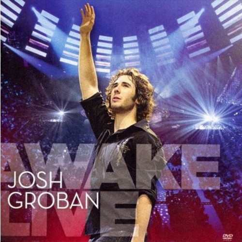 Josh Groban - Awake Live (CD)