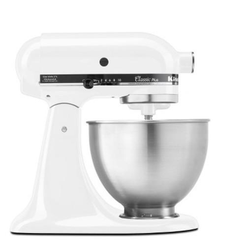 KitchenAid Classic Plus Stand Mixer - KSM75WH