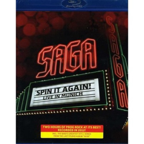 Spin It Again: Live in Munich [Video] [Blu-Ray Disc]