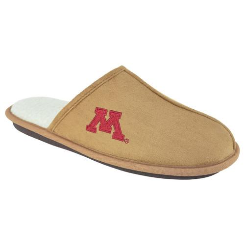 Men's Minnesota Golden Gophers Scuff Slipper Shoes
