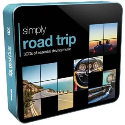 Simply Road Trip [CD]