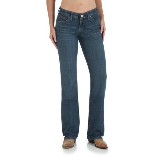Wrangler Women's 9x30 Medium Denim Ultimate Riding Jean