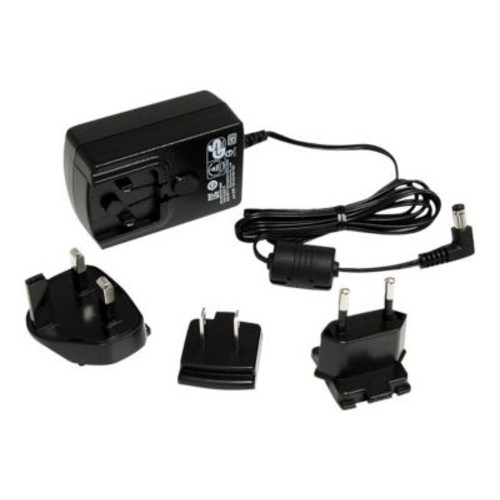 StarTech 4.5' Universal Power Adapter For KVM Switch, Black