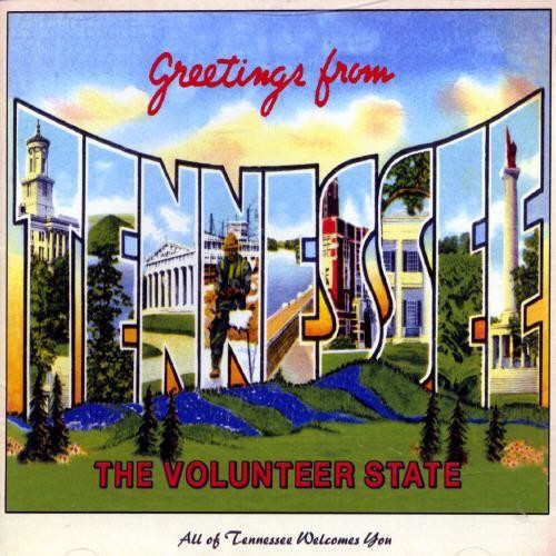 Greetings from Tennessee [CD]