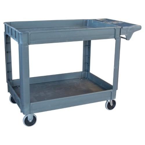 Buffalo Tools Pro Series 2 Shelf Heavy Duty Utility Cart