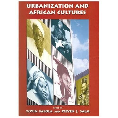 African Urban Cultures