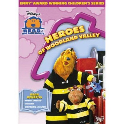 Bear in the big blue house:Heroes of (DVD)